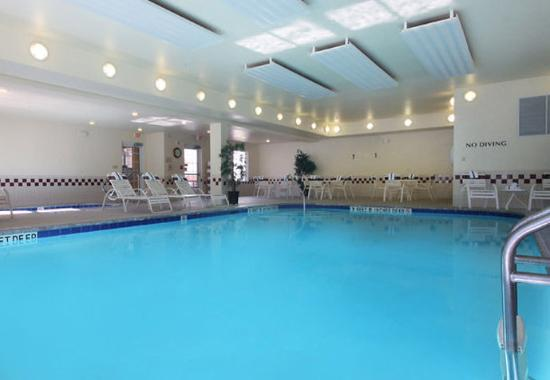 Residence Inn Houston The Woodlands II: Indoor Pool