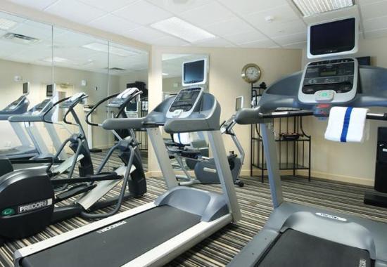 Residence Inn Houston The Woodlands II: Fitness Center