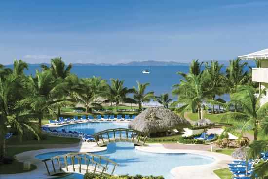 Doubletree Resort by Hilton, Central Pacific - Costa Rica : Pool view