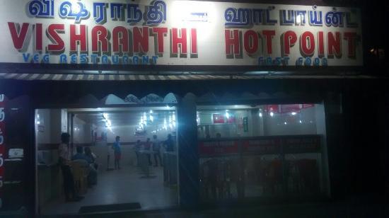 Vishranthi Hot Point