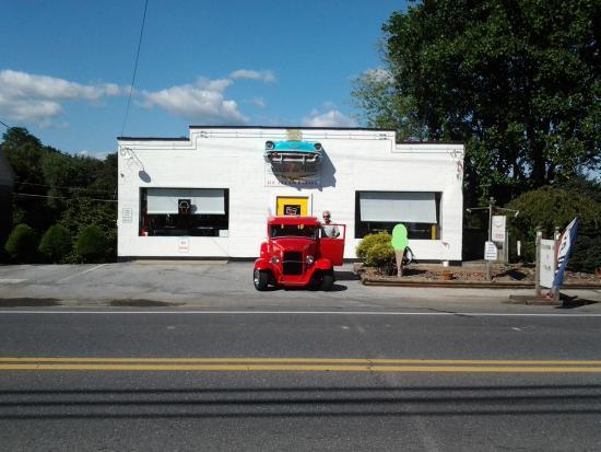 Birdsboro, Πενσυλβάνια: Scoupe!