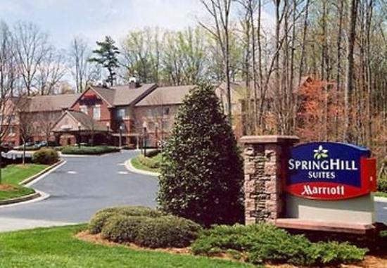 SpringHill Suites Atlanta Alpharetta: Exterior