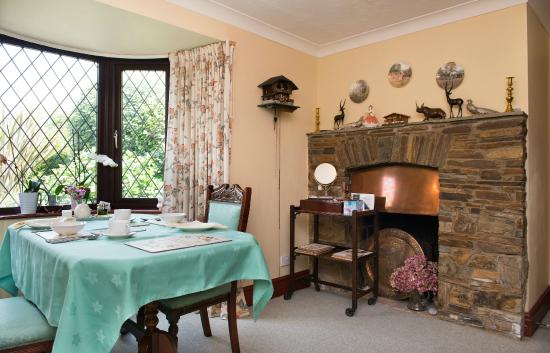 Polmena House B&B: Guest Dining Room