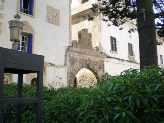 Hotel Sahara : fachada