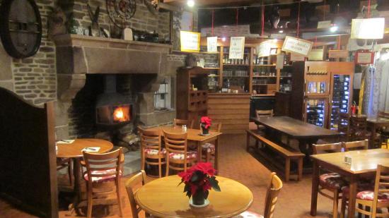 Le Restaurant de la Galette : Acceuil convivial, service attentionné.