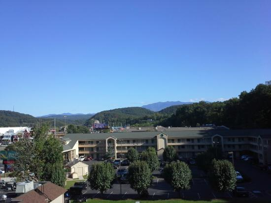 View From Room Picture Of Comfort Inn Amp Suites At
