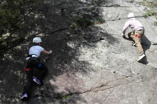 Action Adventure Activities: Racing to the top
