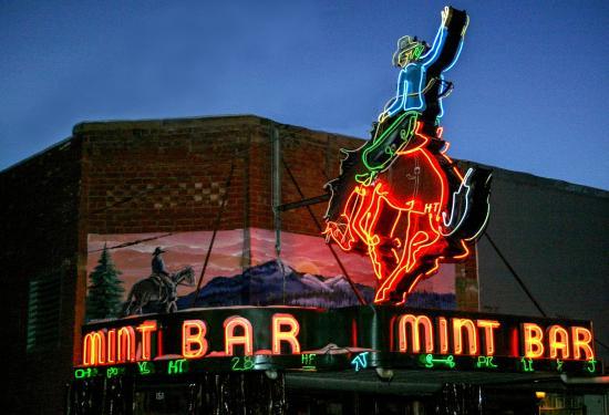 Americas Best Value Inn Sheridan: The Mint Bar