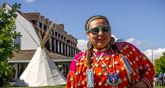 Americas Best Value Inn Sheridan: First People's Pow Wow