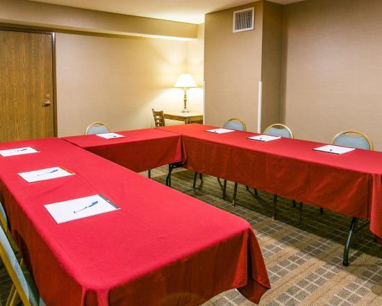 Comfort Inn Sedalia Station: Meeting Room