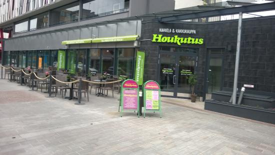 Cafe & Cakeshop Houkutus