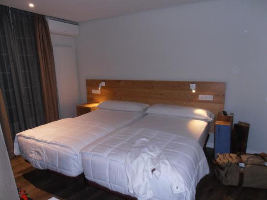 Hotel Avenida : Dormitorio