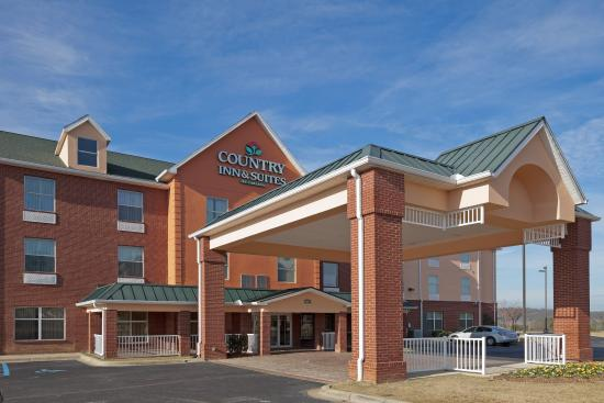 Country Inn & Suites By Carlson, Bessemer : CountryInn&Suites Bessemer  ExteriorDay