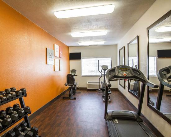 Comfort Suites Peoria Sports Complex: AZFitness