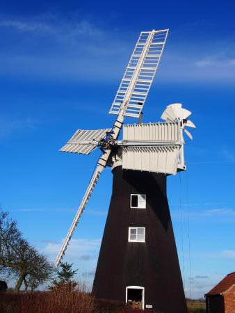 ‪North Leverton Windmill‬