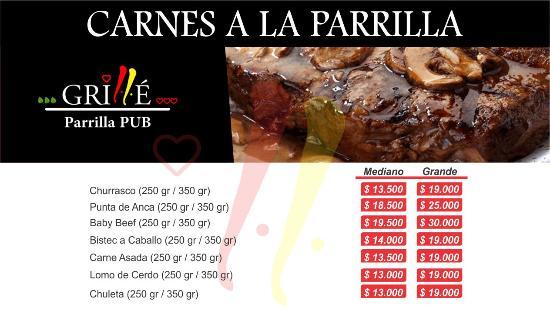 Restaurante Grille Parrilla Pub