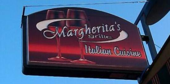 Girard, OH: Margherita's Sign