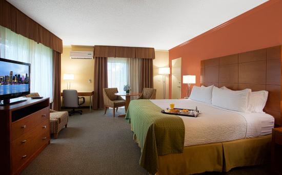 Holiday Inn Coral Gables - University: Executive Room