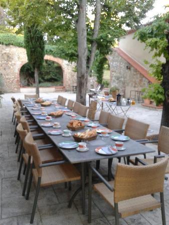 Domaine La Fauvelle: De mooie lokatie in Thuir