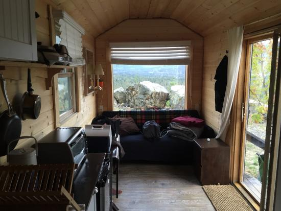 Whistler RV Park Campgrounds Inside The Largest Tiny Home