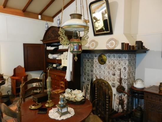 streekmuseum ommen oud kamer interieur