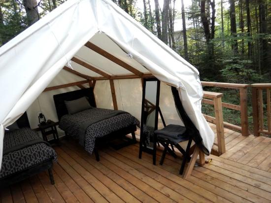 Pura Vida Soul Institute : Glamping cabin