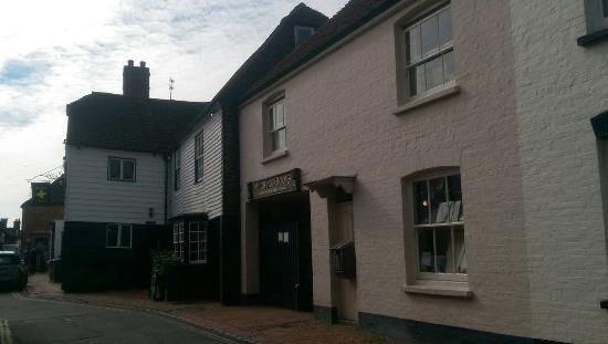 Alfriston, UK: Much Ado Books