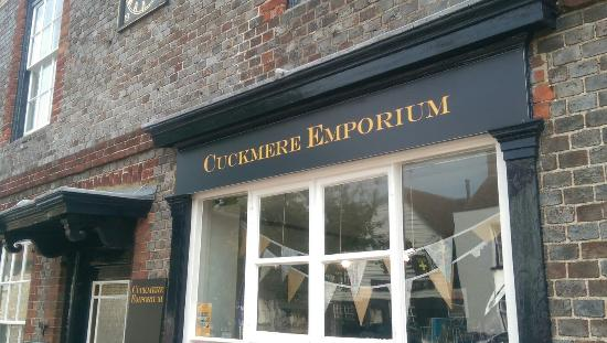 Alfriston, UK: Cuckmere Emporium