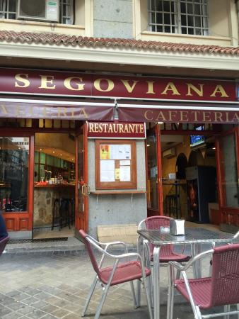 Restaurante La Segoviana