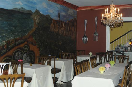 Groton, Nova York: Dining Room
