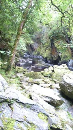 Betws-y-Coed, UK: Fairy Glen Local Nature Reserve