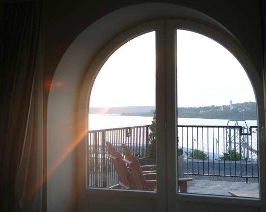 Auberge Saint-Antoine: Chambre Luxe avec terrasse / terrace Luxe room