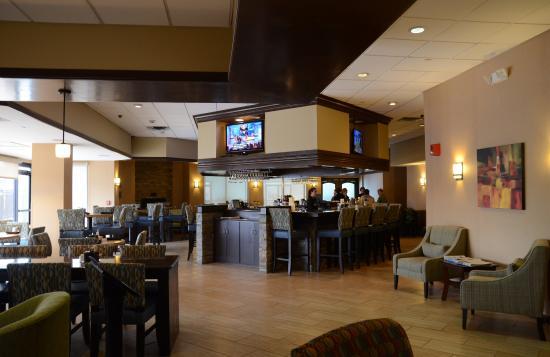 Holiday Inn Staunton Conference Center Restaurant The Exchange