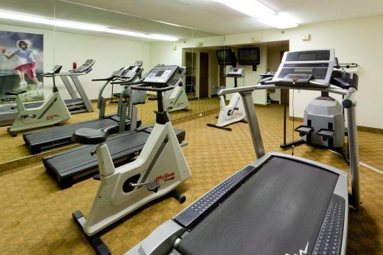 Staunton, VA: Fitness Center