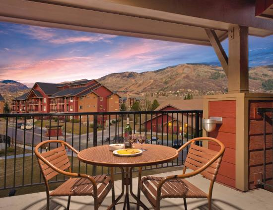 Wyndham Vacation Resorts Steamboat Springs: Resort