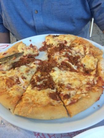 Dionysos Taverna: Pizza