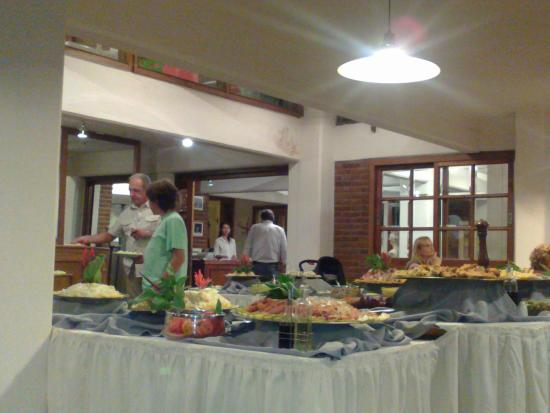 Cena Buffet Picture Of Terrazas Club Hotel Villa Gesell