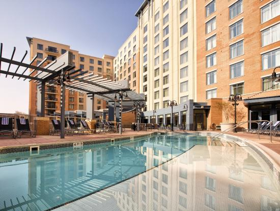 Hotels Near University Of Washington >> Wyndham Vacation Resorts At National Harbor (MD ...