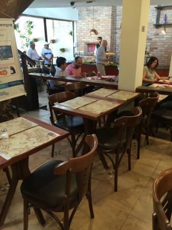 Restaurantes Santo Fogao