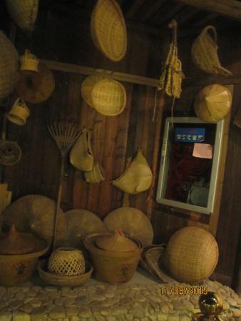 Quanzhou Museum : Cestería