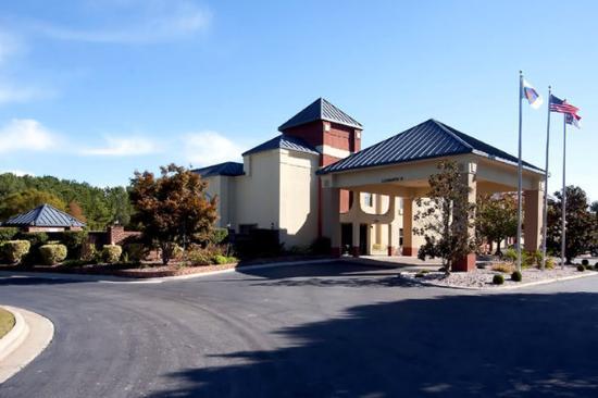 Best Western Butner Creedmoor Inn : Creedmoor, North Carolina