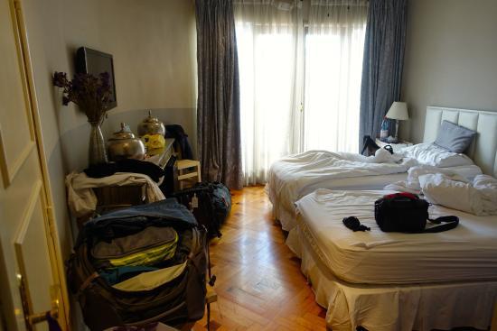 Mito Casa Hotel: Zimmer 8