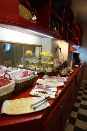 Mito Casa Hotel: Frühstücksbuffet