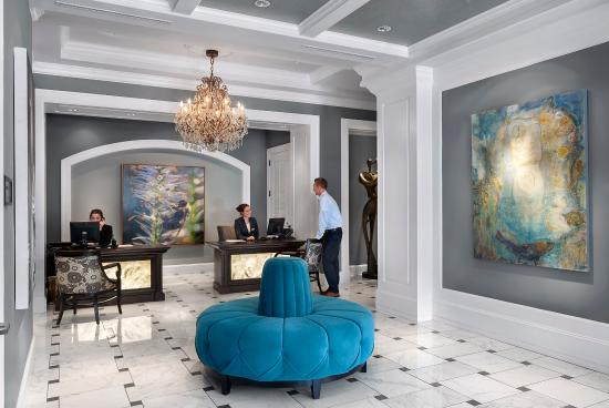 The Vendue Charleston's Art Hotel: Welcome