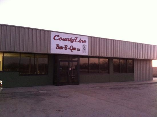 El Dorado Springs, MO : countyline bar-b-que