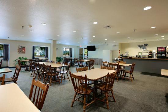 Microtel Inn & Suites by Wyndham Sainte Genevieve: Breakfast Room
