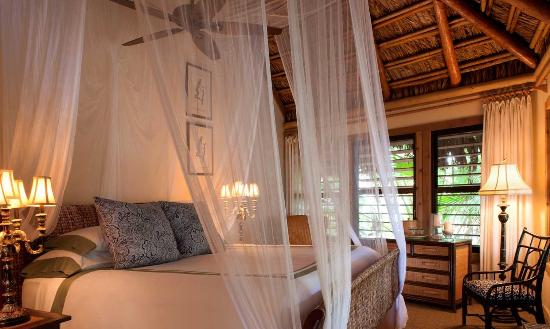 Little Palm Island Resort & Spa, A Noble House Resort: Suite Bedroom