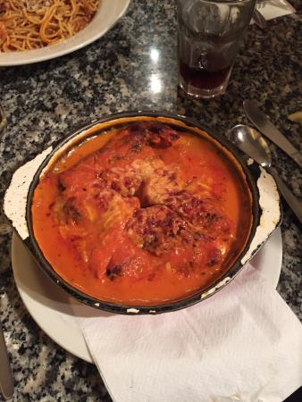 La Porchetta: Lasagna!