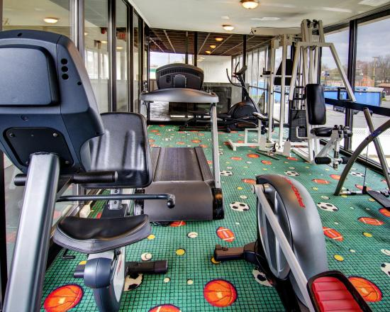 Quality Inn & Suites: MDFitness Room