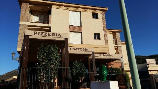 El Tomillar Trattoria Pizzeria
